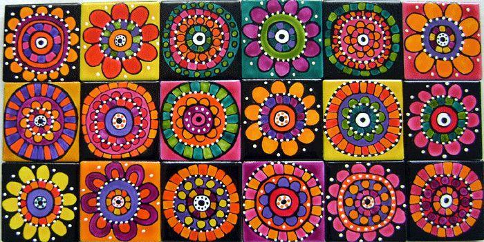 Handpainted Tiles