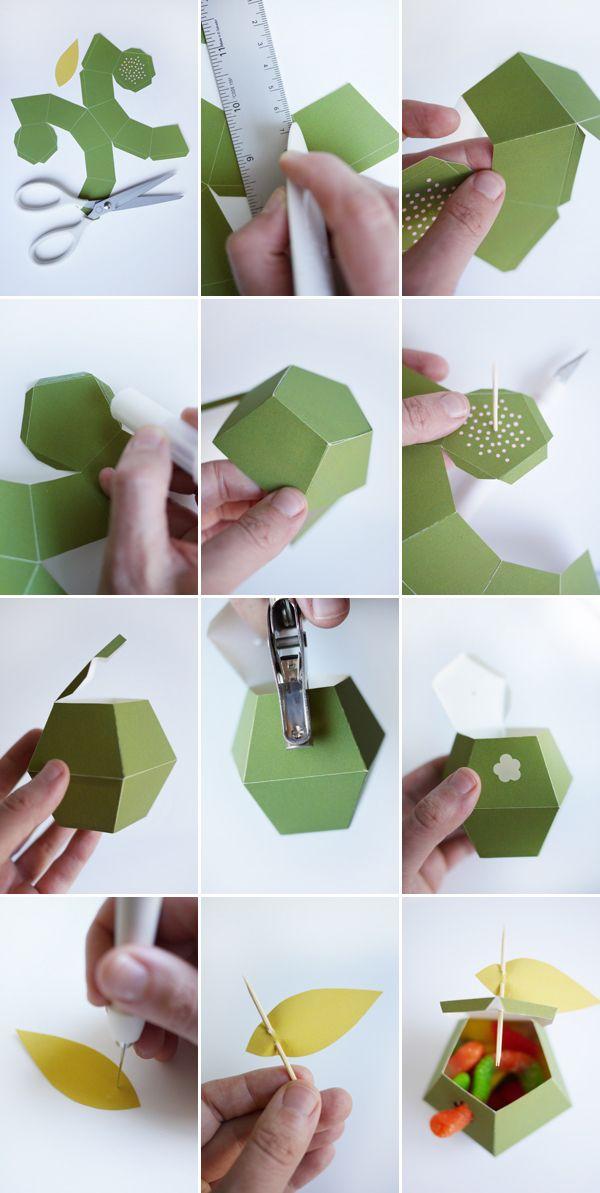 DIY Apple Box Tutorial with Free Printable