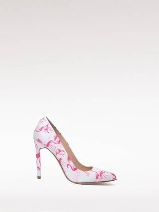 Escarpins flamant rose Tara Jarmon
