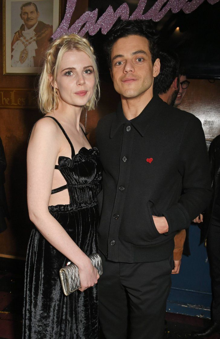 Lucy Boynton and Rami Malek Give Us a Taste of What's to Come From Bohemian Rhapsody