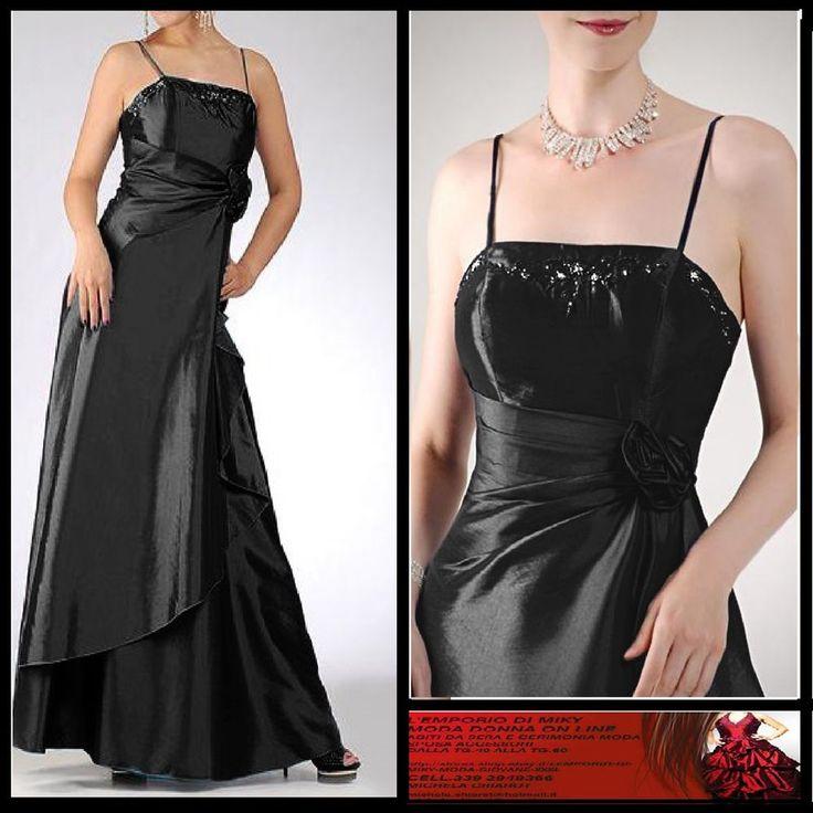 Women s wedding elegant dress Evening taffeta Black size 22 24 new plus size