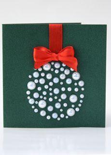 13 tipů na rychlá vánoční přání | Davona výtvarné návody