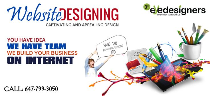 Website Design Toronto Perfect #WebsiteDesign &  #ResponsiveWebsites Helps You in Growing Your Business. We have a strategy to work with variety of common & emerging open-source technologies Contact Third Eye Designers - An Expert Website Designers, Web Developers and Online Marketers.For details visit: http://www.thirdeyedesigners.com.Phone: 647-799-3050, 416-276-1416, 647-502-3772 #WebsiteDesign, #WebsiteDevelopment, #SEO, #SMM