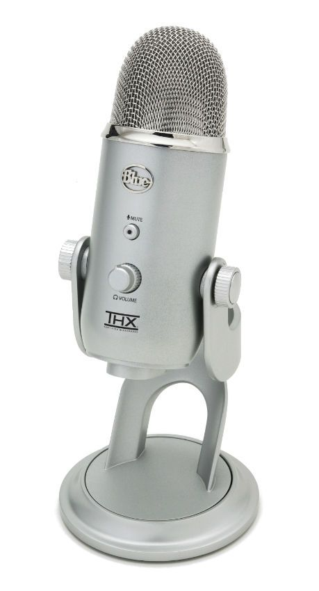 The Best on the Market Blue Yeti USB MICROPHONE #Blue
