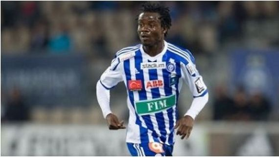 Anthony Annan plays full throttle as HJK cruise to third round