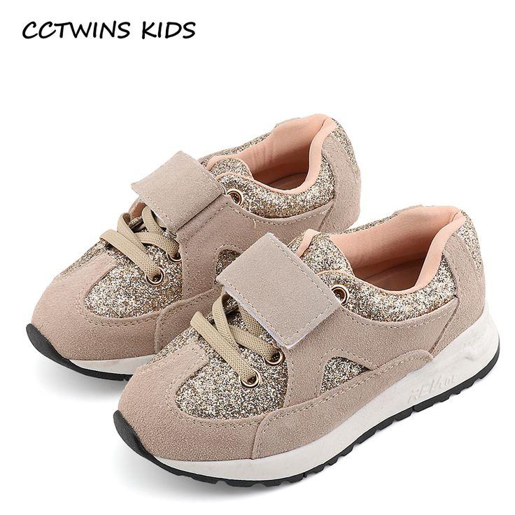 Cctwins дети 2017 Демисезонный Блеск Дети Модная обувь для маленьких девочек розовые повседневные тапки Для мальчиков ясельного возраста из искусственной кожи черный тренеркупить в магазине CCTWINS KIDS StoreнаAliExpress