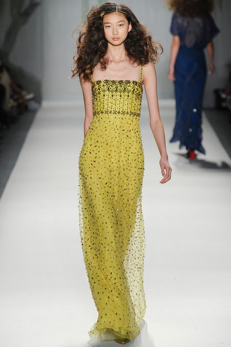 Jenny Packham | Spring 2014 Ready-to-Wear Collection | Style.com -- fresh