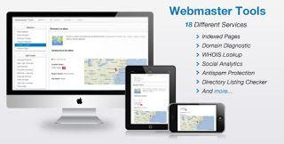 CodeCanyon - Webmaster Tools v2.5