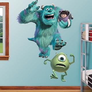 The 25+ best Monsters inc bedroom ideas on Pinterest | Monsters ...