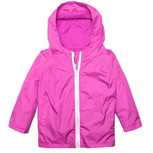 Rose Outwear Raincoat For Girls School Waterproof Jacket Hooded Rain Coat UNISEX #OpportunityBestDealOutwearRaincoat