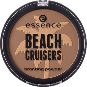 beach cruisers - bronzing powder 01 life is a beach - essence cosmetics