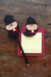toys - Reciclagem divertida e artesanato: Formandinhas para minha querida Comadrinha!!!