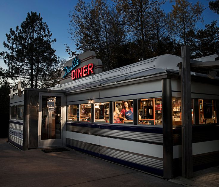 Nobody finds Wisconsin'sDelta Dinerby accident. The clientele is a mix of burger-night regulars from nearby towns and pilgrims lured by word of mouth (and the Midas touch of Guy Fieri). Even with long summer lines, the place has a mystical quality—a silver marvel lifted from its grave in New York and dropped incongruously along County-H in Wisconsin's North Woods, not far from Lake Superior.