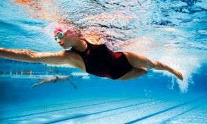 #Swimming is by far the best aerobic exercise that #boostsup the heart rate and improves #musclestrength