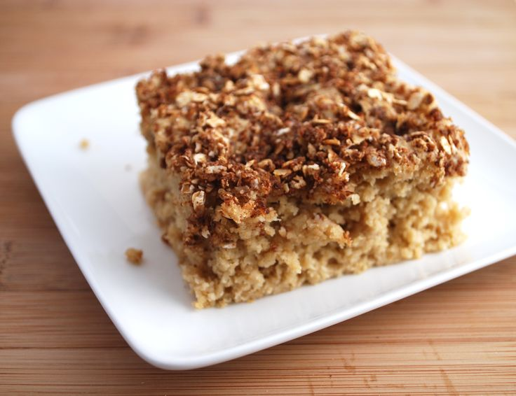... brew coffee really does pair well with Cinnamon Streusel Coffee Cake