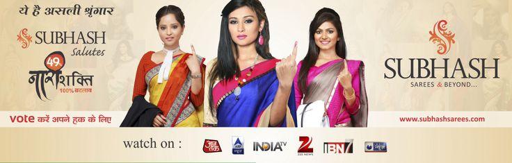 Subhash Sarees Social Initiative