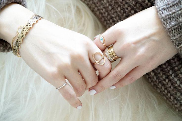 My Everyday Jewellery - Estée Lalonde