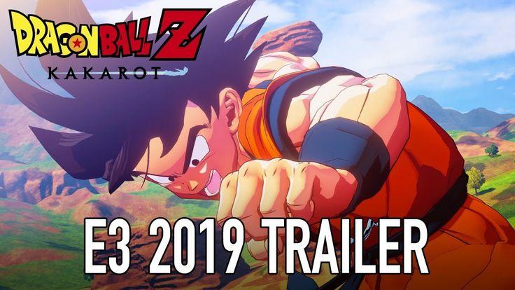 Follow Goku's Journey In Dragon Ball Z: Kakarot As He Battles His Biggest Fo…