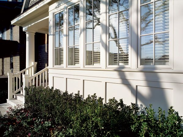 Fypon ltd this company sells pvc trim columns and railings the trim can be installed directly over siding for easy exterior window trim