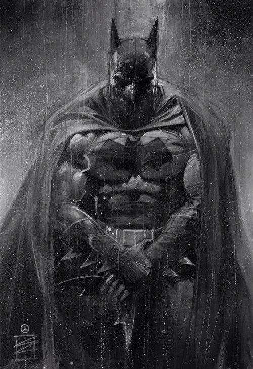 Batman from Gotham