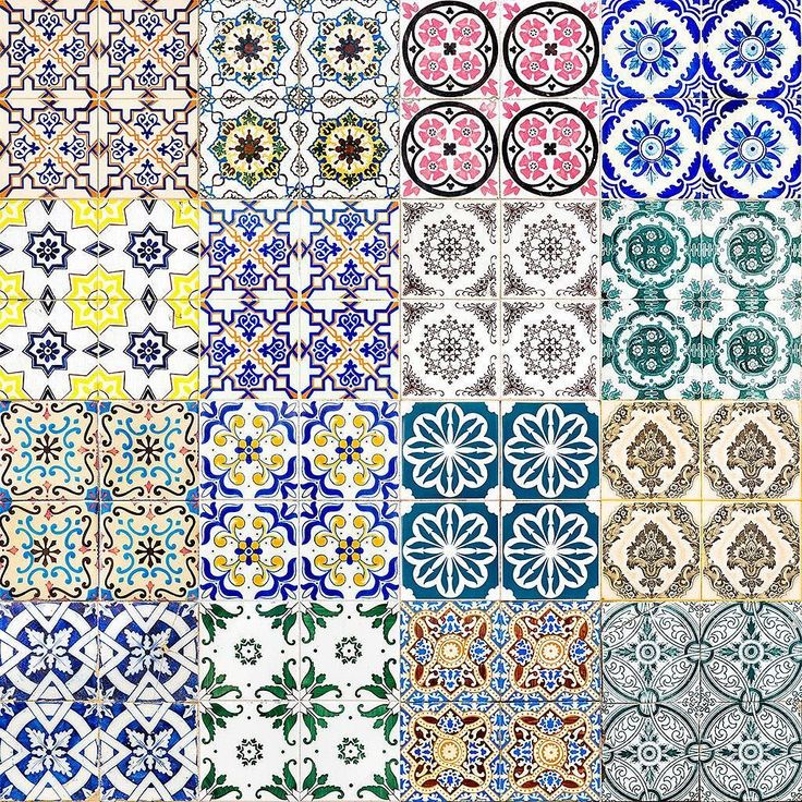 Tiles of the World new project on the blog! #tilesoftheworld