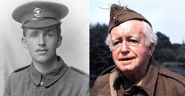 Dad's Army Arnold Ridley Went From real British Soldier to Playing One on TV