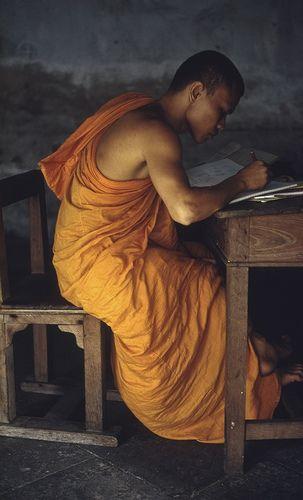 Cambodia/ Monk