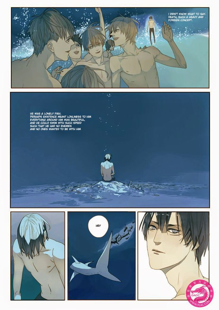 The Specific Heat Capacity of Love [Moss and Old Xian] - 13