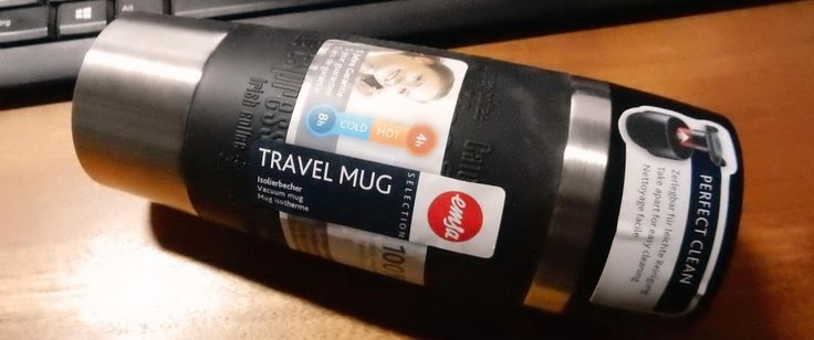 Hot #Coffee – #Emsa Travel Mug – #Kaffeebecher aus Edelstahl | #Mug #TravelMug #Thermobecher #Isolierbecher