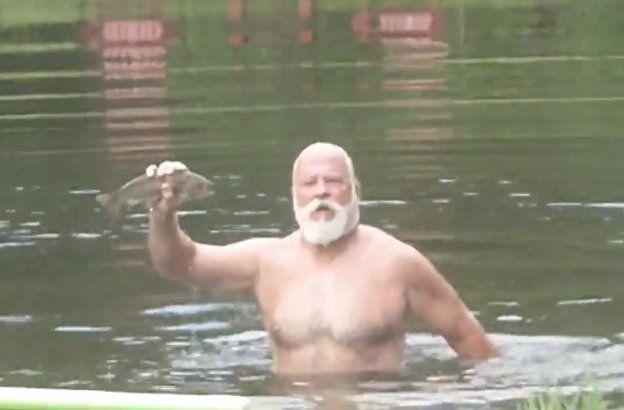 Πέστροφα για δείπνο; [Video] - #Fish #CRZ, #Videos, #WTF?! More: http://hqm.gr/pestrofa-gia-deipno-video