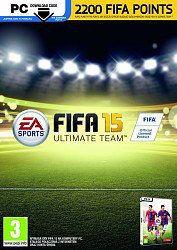 EA PC DVD FIFA 15 2200 points CIAB