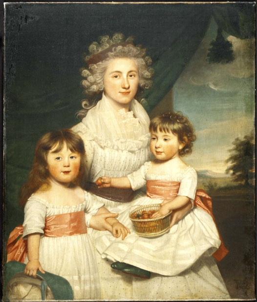 Image result for 18th century england mother