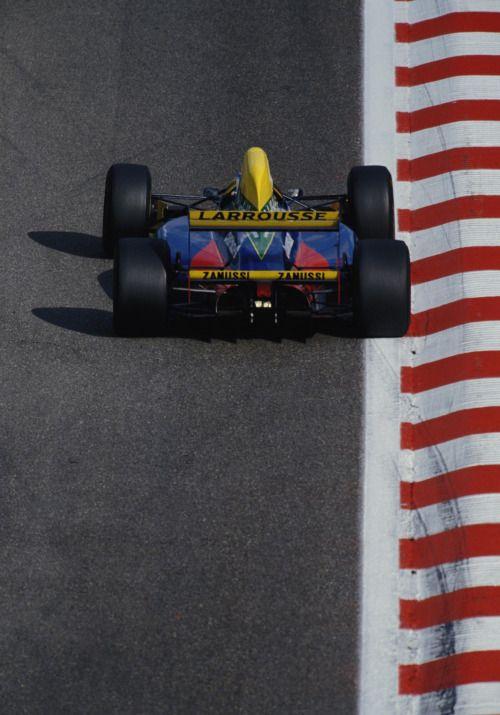 Philippe Alliot 1993