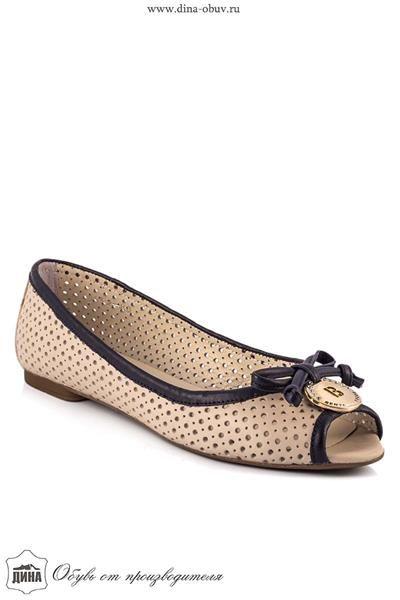 Женские летние туфли повседневные