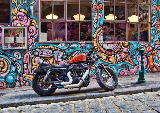 aussie47 Harley című képe az Indafotón.