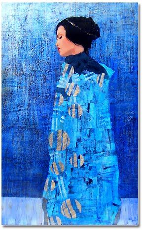 http://UpCycle.Club Black is too bright for us #OnlyBlue presents Richard Burlet @upcycleclub