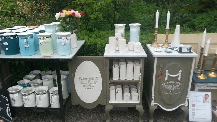 #Keramik&Vintagemøbler