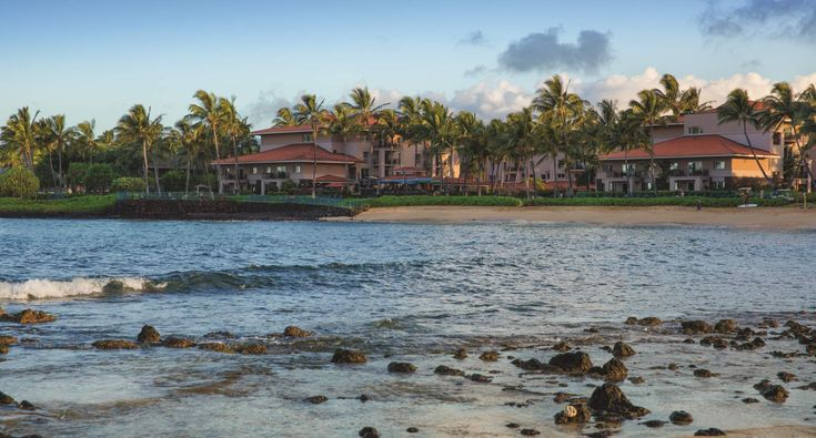 Marriott's Waiohai Beach Club is tailor-made for relaxing vacations here in Poipu, with stylish villa rentals and a wide range of resort activities.