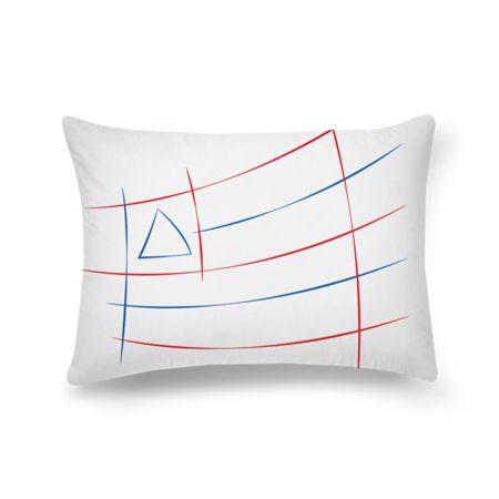 Almofada retangular Bandeira da Bahia de @alexoliveiradesign | Colab55