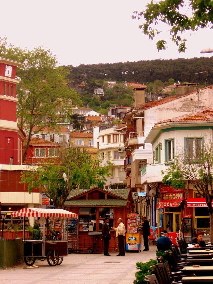 Kınalıada  Princess Island   Sea of Marmara  Istanbul, Turkey