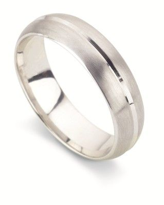 Taylor | Mens Wedding Rings, this in white gold kevin's wedding ring I found it on pintrest karisa!!
