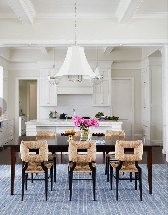 98 best Beautiful Dining Rooms images on Pinterest | Dining rooms ...