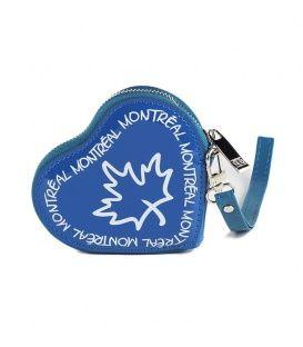 Royal Montreal Heart Coin Purse