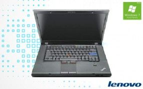 Lenovo T510 1. Wahl i5-M520 WIN7HP  Dockingstation