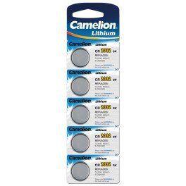 CAMELION – Lot de 5 piles CR2032 3V: Price:2.06Camelion Camelion CR2032 10 piles Lithium Source