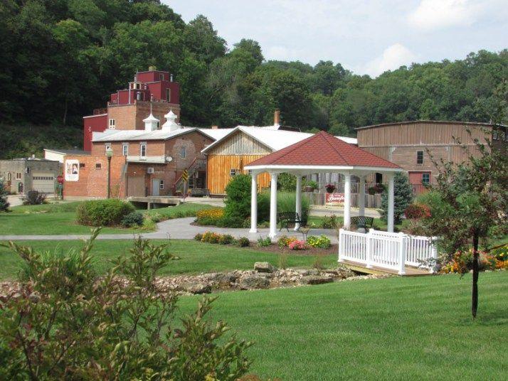 Potosi Brewing Co. grounds