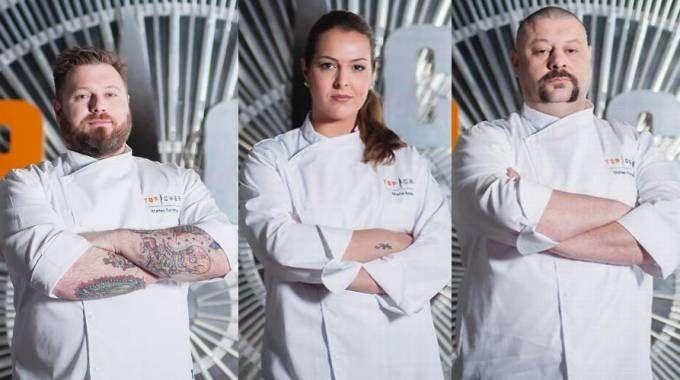 Top Chef Italia, tutto pronto per la finale: in sfida anche due chef di Milano. Le cucine di Top Chef Italia non hanno prodotto inutili sprechi grazie alla partnership con Banco Alimentare.