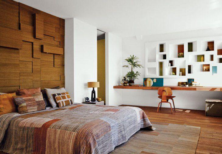 Amazing 45 Cool Headboard Ideas To Improve Your Bedroom Design 9