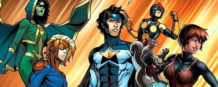 Noticias de cine y series: Marvel y ABC Studios trabajan en una serie sobre los Nuevos Guerreros centrada en la Chica Ardilla