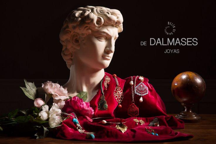 Beautiful Gaudi jewels by Belin de Dalmases
